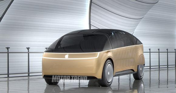 Apple、自動運転車プロジェクトのため新特許を取得~独自のサンルーフ、座席システム