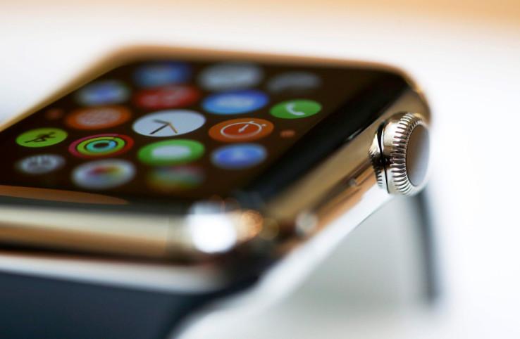 リーク写真の新Apple Watchは縁なしディスプレイ搭載