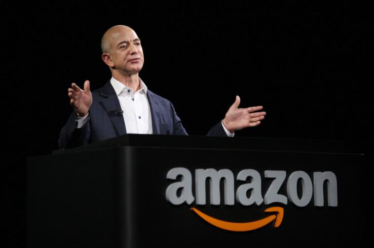 Amazon、Appleに続いて時価総額1兆ドル達成