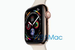 なんだこの情報量。新型Apple Watchの画像がリークか