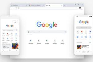 Chromeバージョン69が配布開始。マテリアルデザインで見た目すっきり