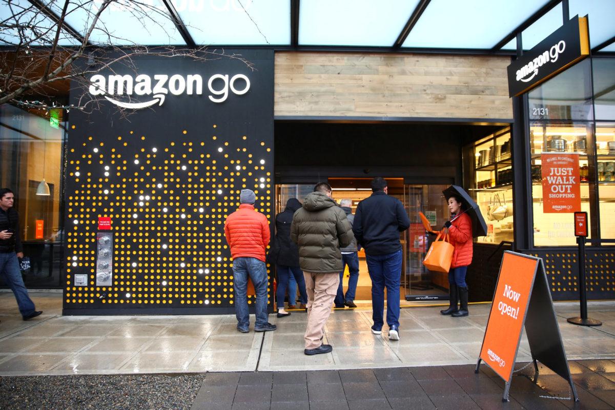 アマゾンのレジなし小売店「Amazon Go」、ニューヨーク出店へ