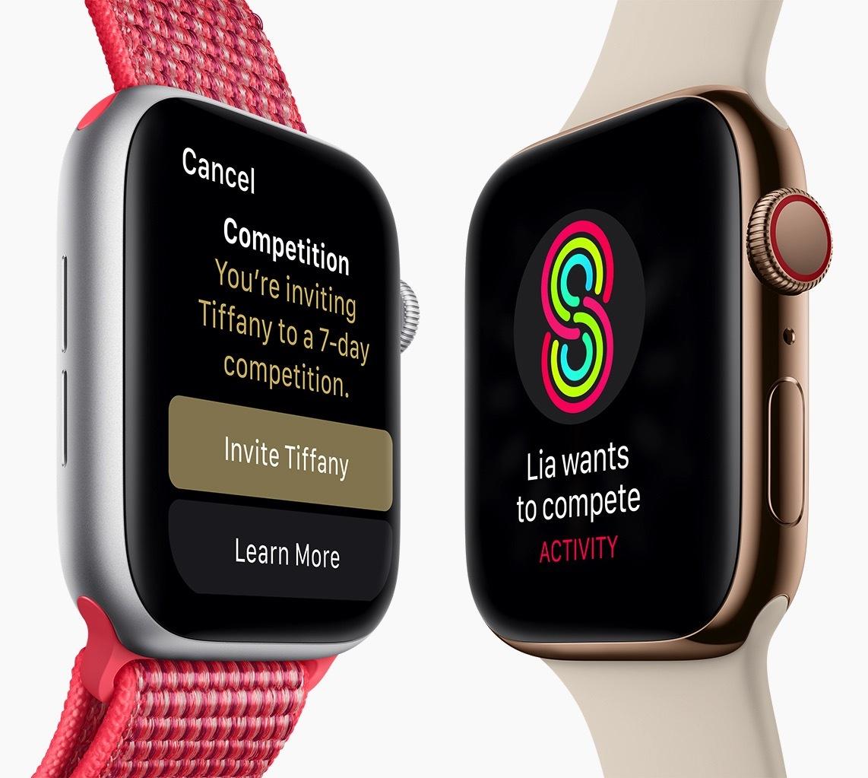 Apple Watch Series 4の国内価格は4万5800円~、9月14日予約開始