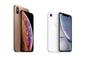 iPhone XRとiPhone XS Maxのベンチマークが早くも公表? XS MaxのRAMは4GBのうわさ