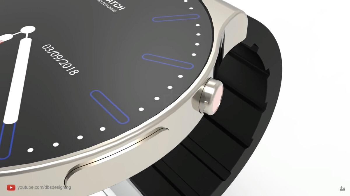 円形ディスプレイが採用された「Apple Watch Round Series」