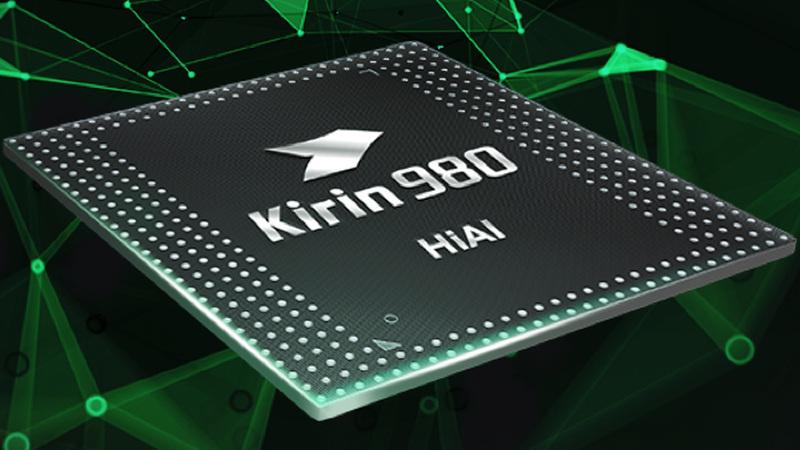 Huaweiの7nmチップ「Kirin 980」