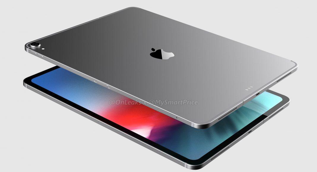 新iPad Proの予想レンダリング画像が公開。やはりノッチなし、デザインはiPhone SE風?