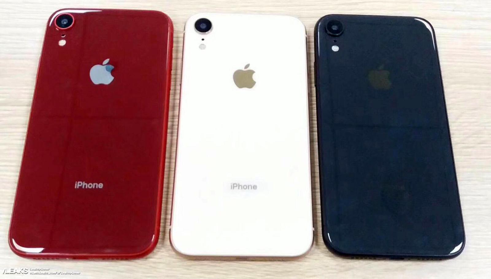 6.1インチLCD版iPhone、発売直後は品薄?液晶とバックライトを接続する製造上の問題か