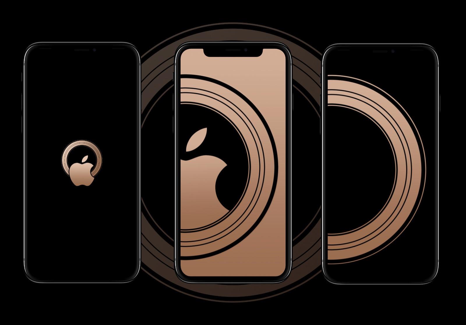 新型iphone発表イベントの招待状デザインの壁紙が公開 2018年版