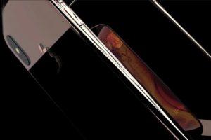「iPhone XS」の公式プロモーション動画風のコンセプトムービー