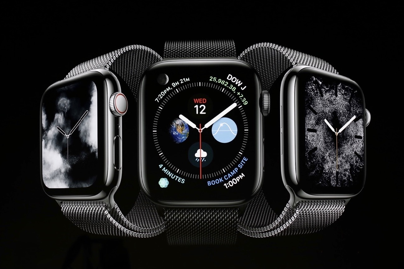 新Apple Watch(Series 4)発表 30%広い画面・心電図測定対応など大刷新