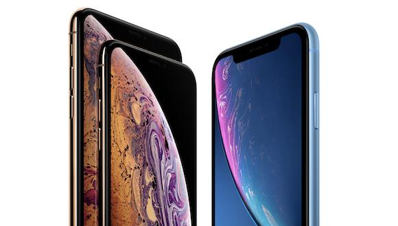 Apple、iPhone XS/XRを減産か〜予想を下回る需要が原因