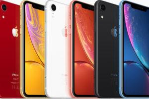 Apple幹部「iPhone XRは発売以来、売れ行きトップ」と強調