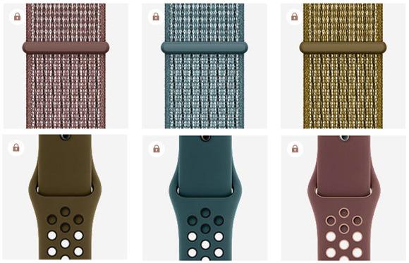 NikeがApple Watchの新バンドを発表