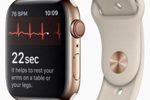 Apple Watch Series 4の心電図、watch OS 5.1.2で利用可能に?