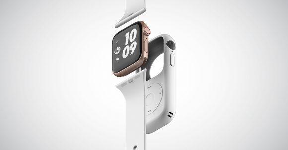Apple WatchをiPod風にするケースのコンセプトデザインが公開