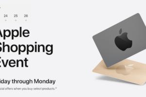 米Apple、ブラックフライデーセールを開始!日本の初売り特典を占う内容