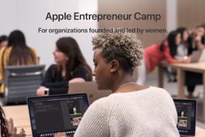 Apple、女性が率いるアプリ開発企業を支援するプログラムを開始