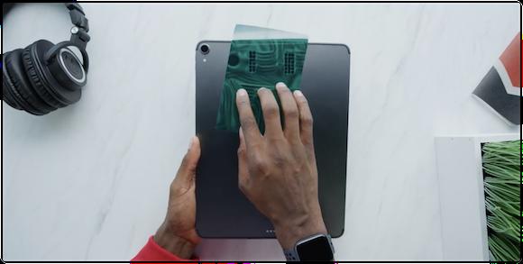 新型の12.9インチiPad Proには102個の磁石が埋め込まれている