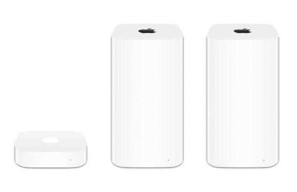 AirMacシリーズ、Appleオンラインストアから姿を消す