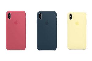 Apple、iPhone XSケースの新カラーを販売〜iPhone XRケースの姿はなし
