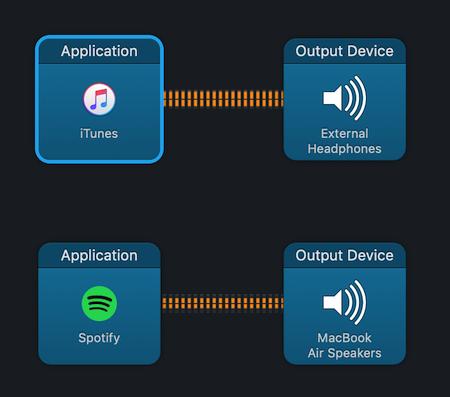 新型MacBook Airなど、ヘッドホンと内蔵スピーカーでの同時出力が可能