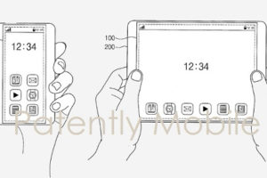 Samsung、スマホからタブレットに引き伸ばせる新ディスプレイ技術を開発か