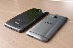 2019年はLG、ソニー、HTCがスマホ市場から手を引く年になる?
