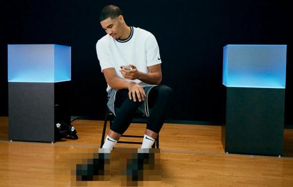 Nike、iPhoneで制御可能な自動調整スニーカーのティーザー広告を公開