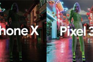 Google、Pixel 3とiPhone XSの暗所撮影を比べた新広告を公開