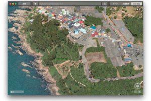 Apple純正マップの 「Flyover」 機能、会津若松市や那覇市など19カ所が追加