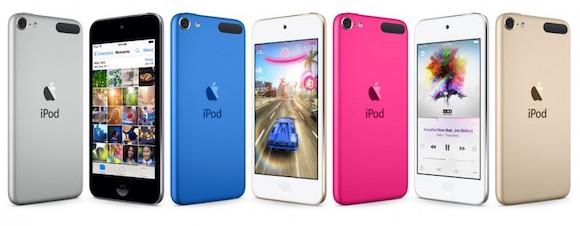 次期iPod touch開発中の噂、現行モデルは3年半前に登場