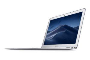 旧型MacBook AirがAmazonサイバーマンデーセールに登場 価格は税込121,824円
