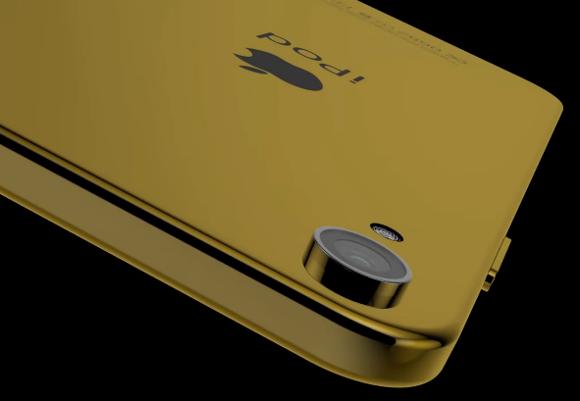 次期iPod touchの新たなコンセプト動画が登場