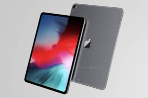次期12.9インチiPad Proの新レンダリング画像が公開 ノッチがない完全ベゼルレス仕様に、スマートコネクタの位置は充電ポートの上で確定か